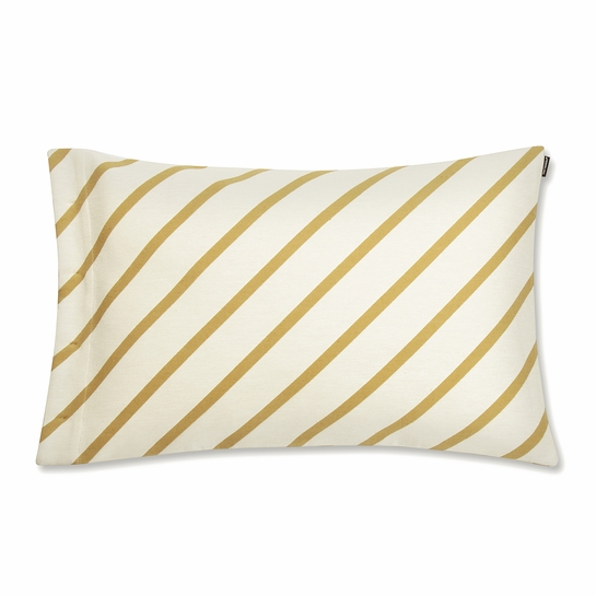 Marimekko Mint Gold Lounge Pillow