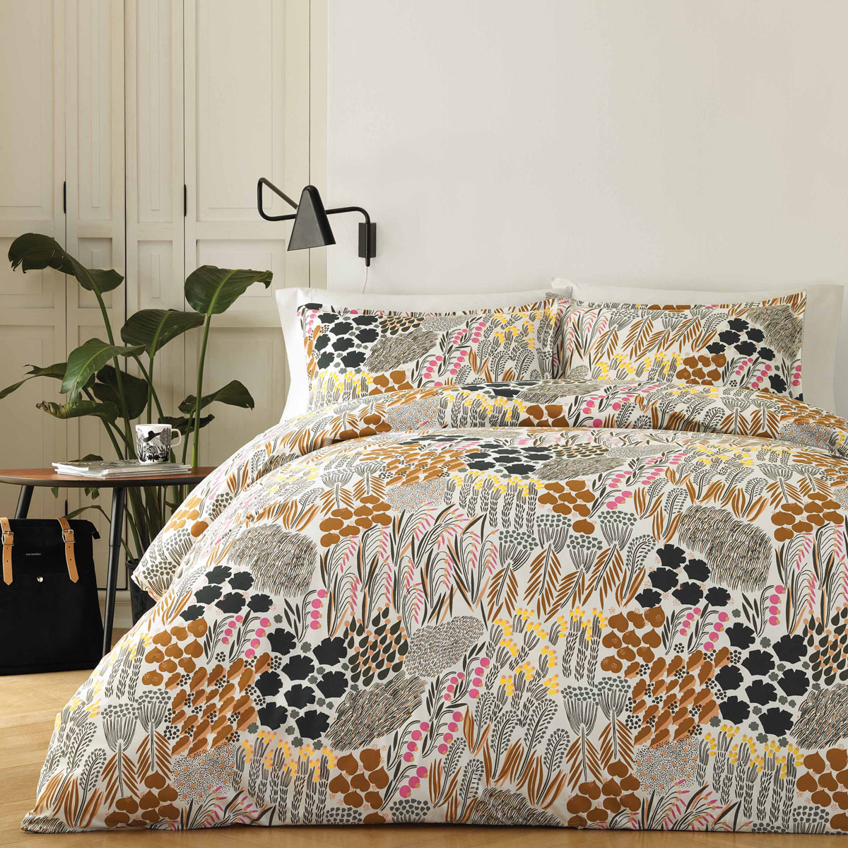 duvet quilt multi pieridae covers bedding king cat sm product cover huggable set