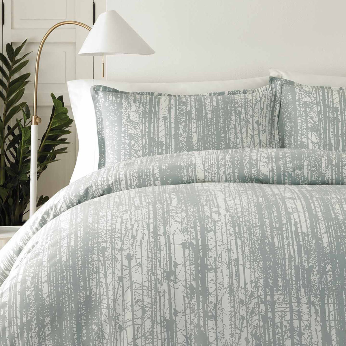 half o elm moon products blue shimmer duvet organic west cover queen shams full