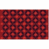 Marimekko Poppy Red Sateen Fabric