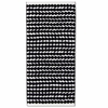 Marimekko Rasymatto Black / White Bath Towel