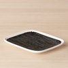Marimekko Rasymatto Black / White Small Plate