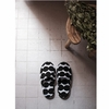 Marimekko Rasymatto Black / White Slippers
