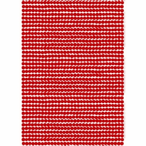 Marimekko Rasymatto Red / White Fabric