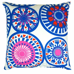 Marimekko Taikamylly Throw Pillow - Click to enlarge