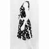 Marimekko Talia White/Black Dress