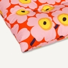 Marimekko Unikko Orange / Pink Floor Cushion