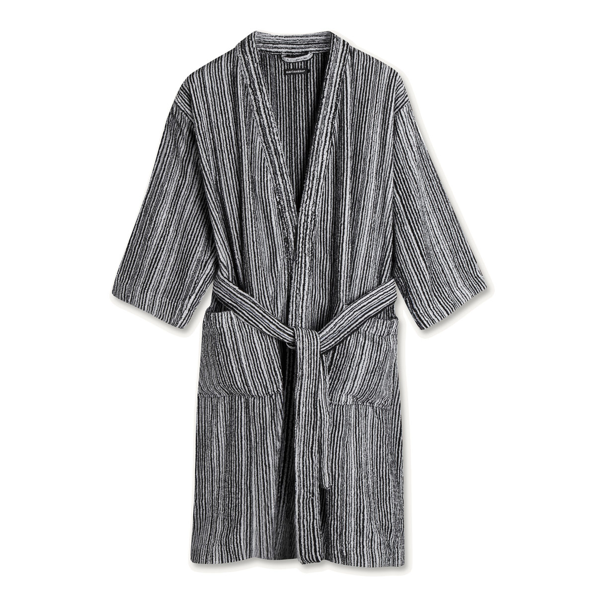 Overstock uses cookies to ensure you get the best experience on our site. If you continue on our site, you consent to the use of such cookies. Learn Authentic Hotel and Spa White Unisex Turkish Cotton Waffle Weave Terry Bath Robe with Black Script Monogram. More Options.