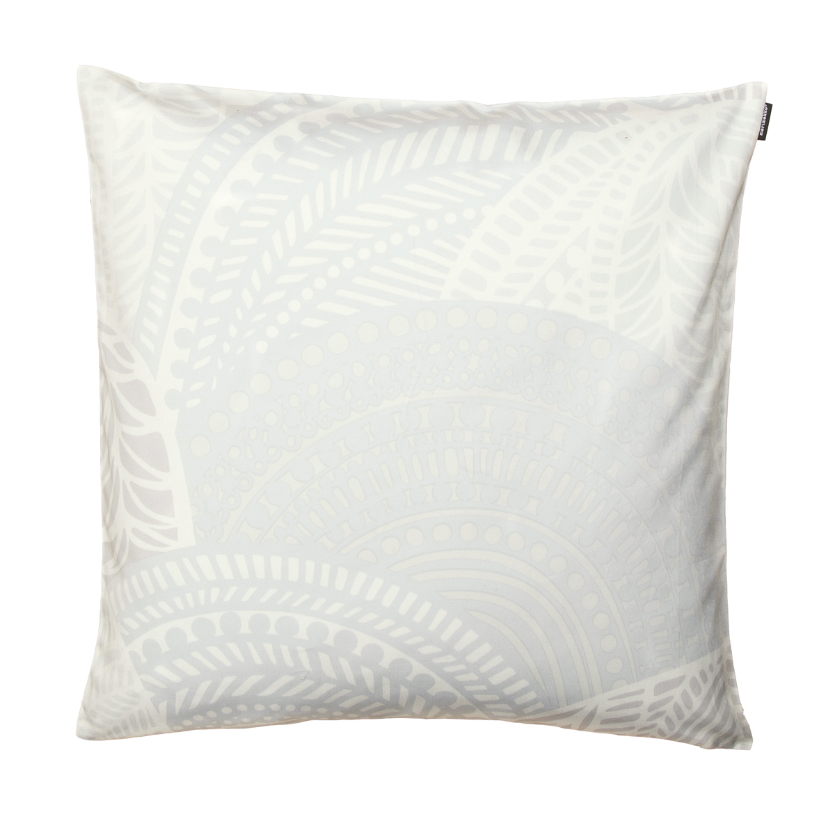 Marimekko Vuorilaakso White Grey Throw Pillow 50 Off