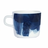 Marimekko Weather Diary Blue/White Coffee Cup