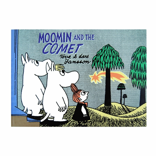 Moomin and the Comet Book