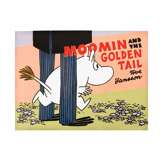 Moomin and the Golden Tail Book