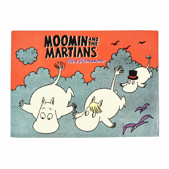 Moomin and the Martians Book