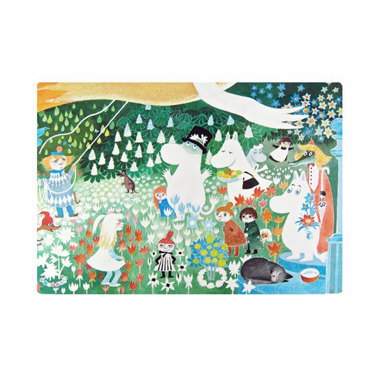 Moomin Dangerous Journey Placemat