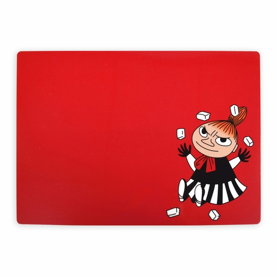 Moomin Little My Red Placemat