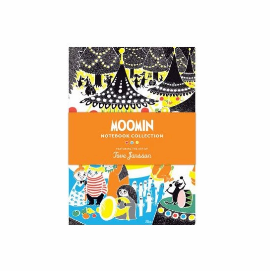 Moomin Notebook Collection - Set of 3