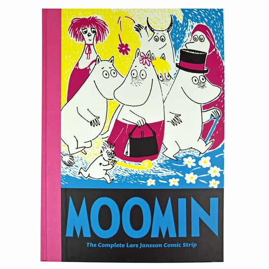 Moomin: The Complete Lars Jansson Comic Strip Vol. 10