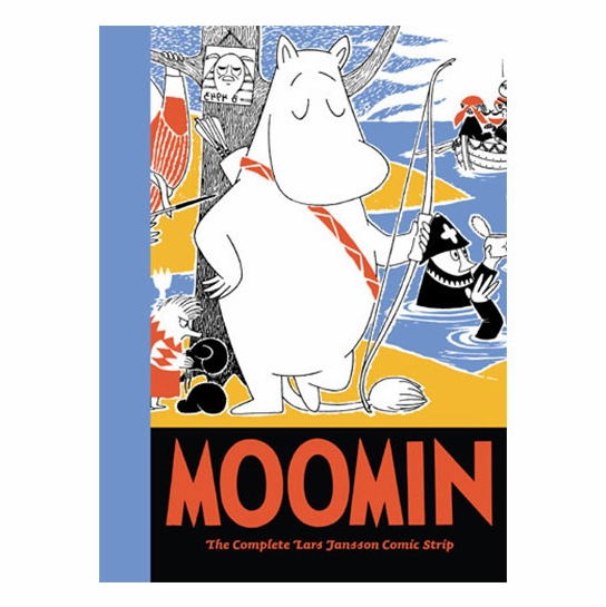 Moomin: The Complete Lars Jansson Comic Strip Vol. 7