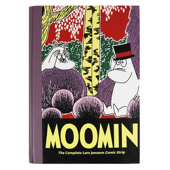 Moomin: The Complete Lars Jansson Comic Strip Vol. 9