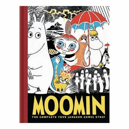 Moomin: The Complete Tove Jansson Comic Strip Vol. 1