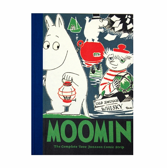 Moomin: The Complete Tove Jansson Comic Strip Vol. 3