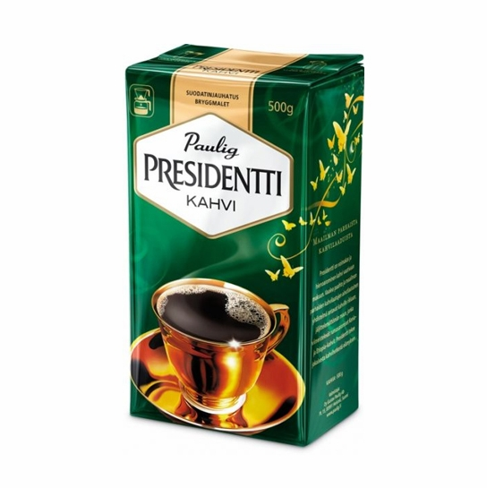Paulig Presidentti Coffee - Light Roast