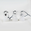 Pentik Enkeli (Angel ) Glass Ornaments (Set of 3)