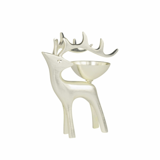 Pentik Reindeer Candle Holder