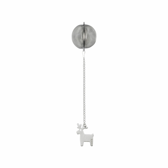 Pentik Saaga Tea Strainer with Chain