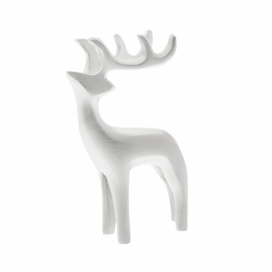 Pentik Small Silvered Reindeer