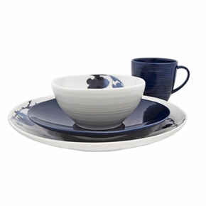 Pentik Usva 4pc Dinnerware Set