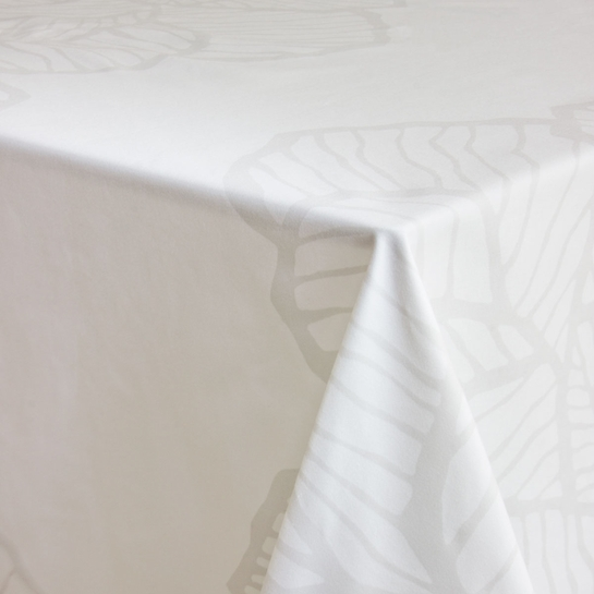 Pentik Valo White Tablecloth