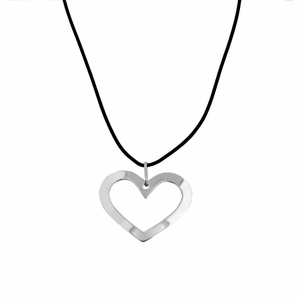 Pohjolan Helmi Heart Polished Necklace