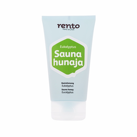 Rento Eucalyptus Sauna Honey