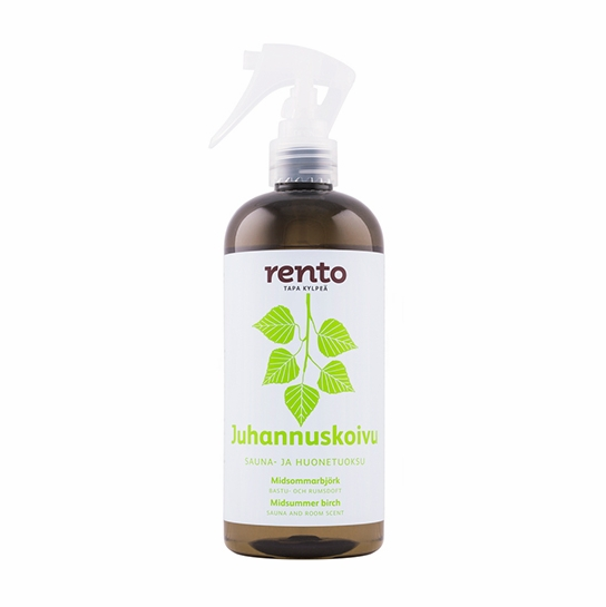 Rento Midsummer Birch Sauna and Room Spray