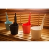 Rento Pisara Off White Sauna Bucket & Ladle Gift Set