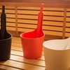 Rento Pisara Strawberry Sauna Bucket & Ladle Gift Set