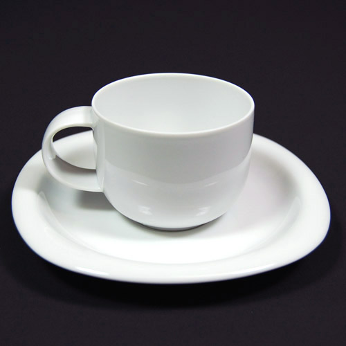 rosenthal suomi high cup and saucer rosenthal suomi. Black Bedroom Furniture Sets. Home Design Ideas