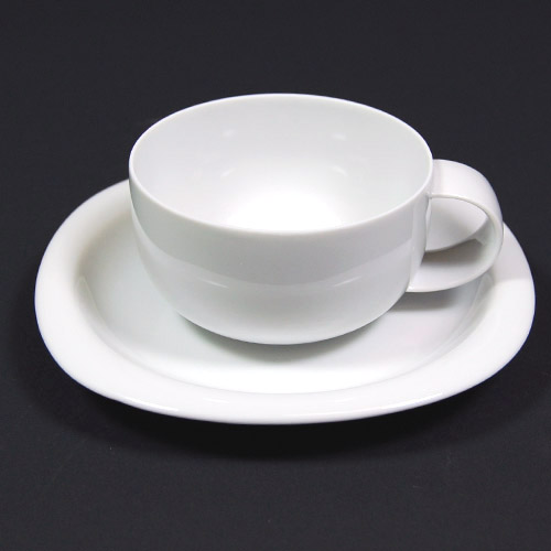 rosenthal suomi low cup and saucer rosenthal suomi. Black Bedroom Furniture Sets. Home Design Ideas
