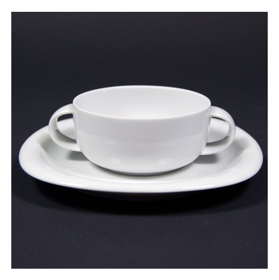 Rosenthal Suomi Soup Cup and Saucer