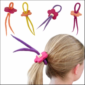Tetri Design Felted Hairbands - Click to enlarge