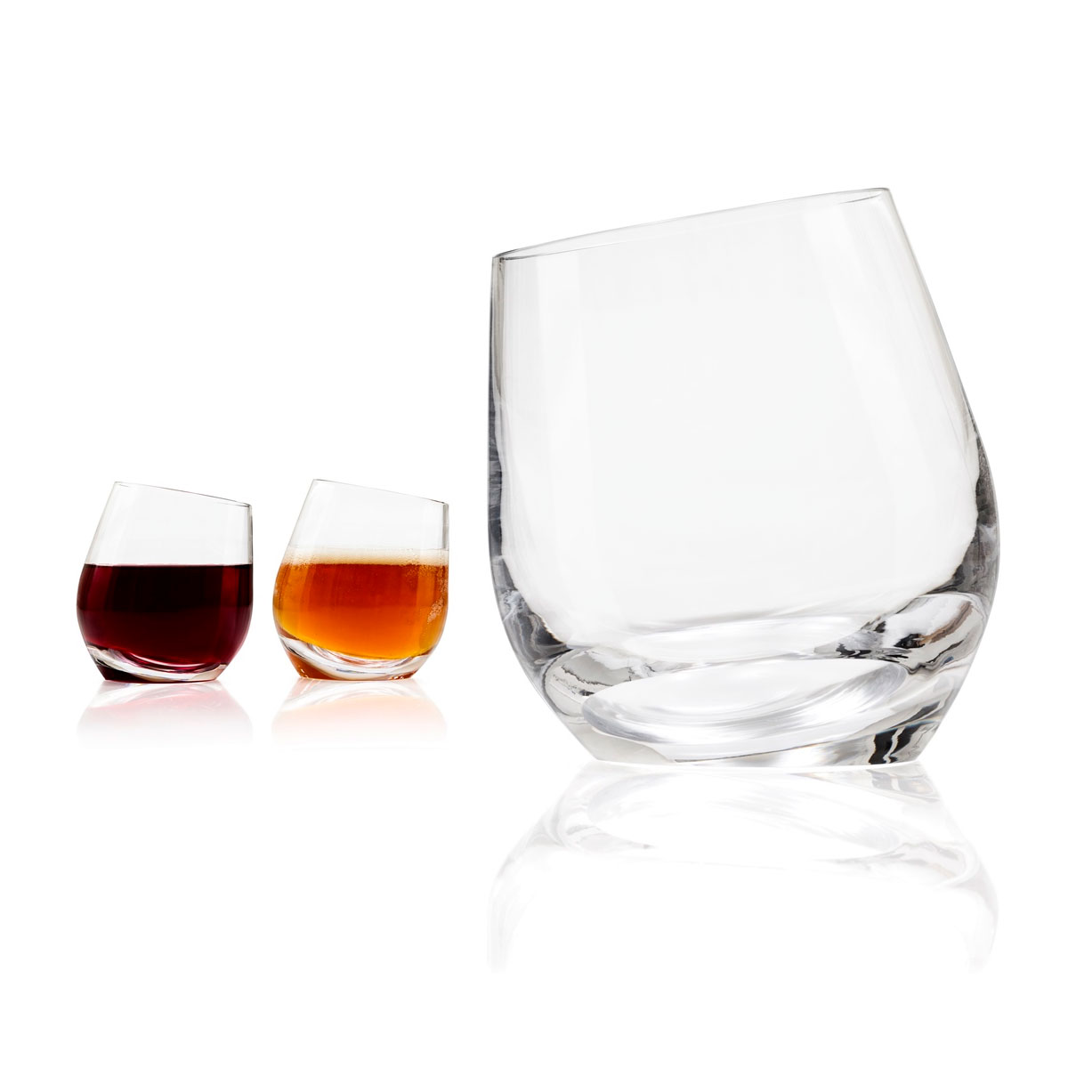 Tonfisk Shadow Red Wine / Beer Drinking Glass