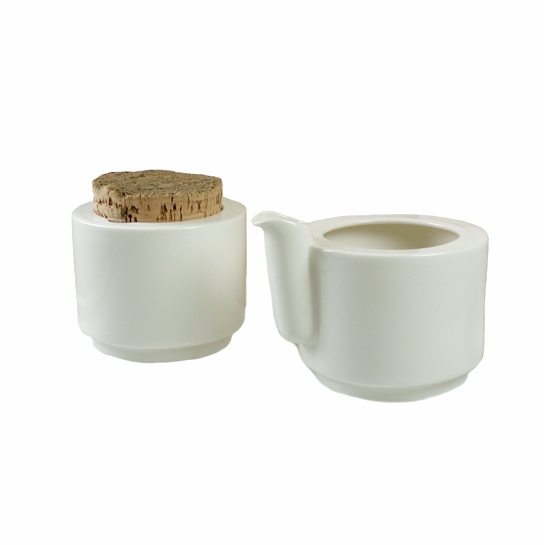 Tonfisk Warm Milk and Sugar Set