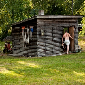 Traditional Saunas - Click to enlarge