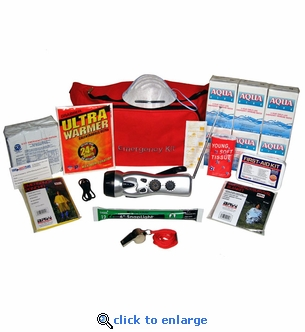 3-Day Emergency Kit - 1 Person Hip Pack
