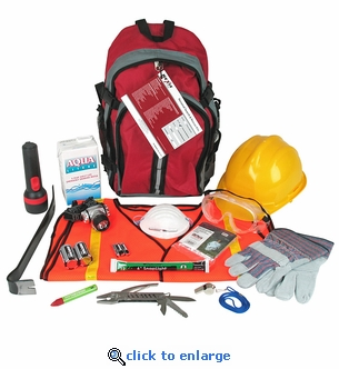 1-Person Premium Floor Warden Search & Rescue Kit