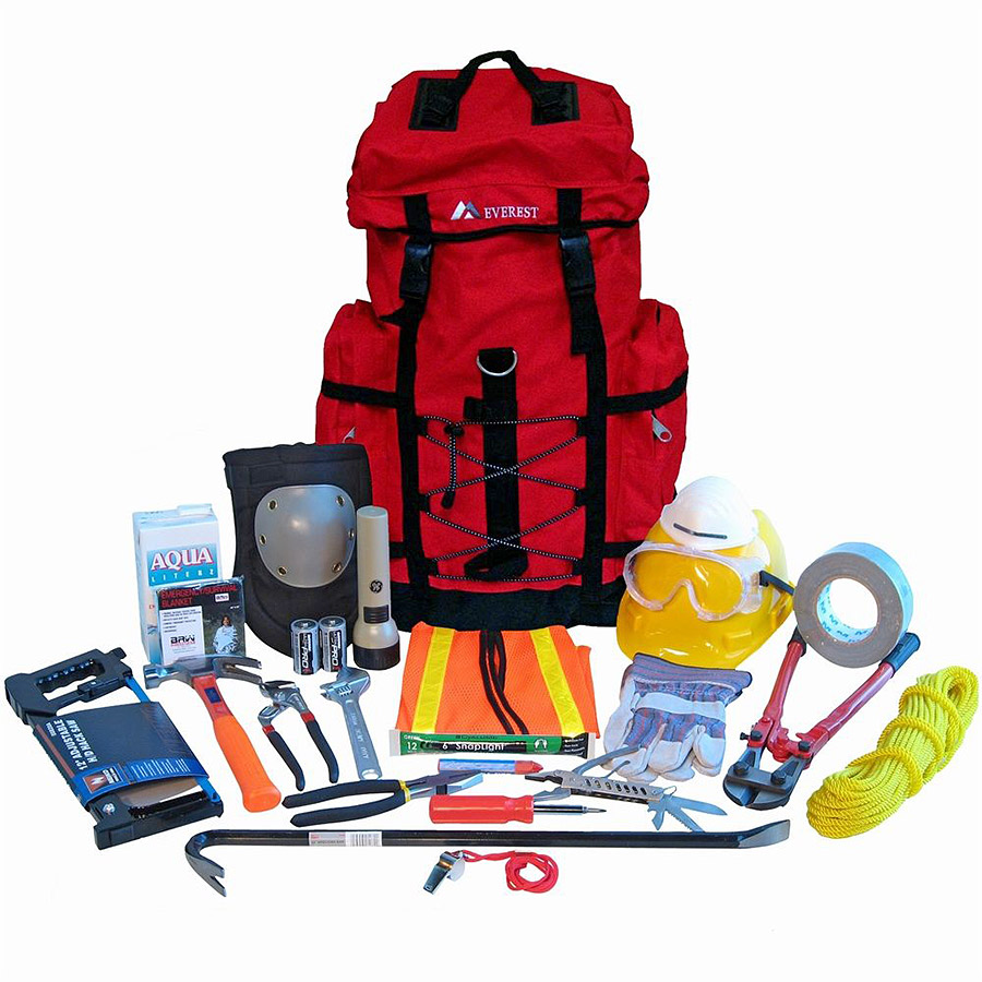 1 person search rescue backpack kit search rescue kits