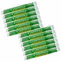 12-Hour Green Lightsticks 12-Pack