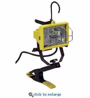 150w Portable Halogen Clamp Light 5165i