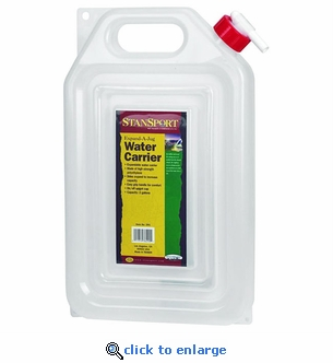 2 Gallon Expand-A-Jug Water Carrier